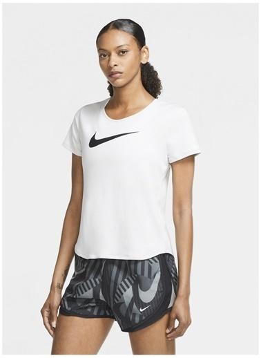 Nike Nike CU3237-097 Gri Kadın T-Shirt Gri